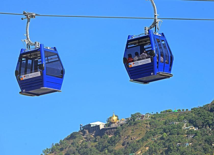 Annapurna Cable Car