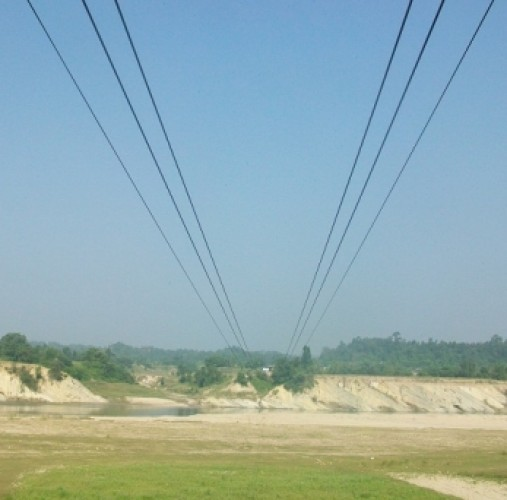 Dhansari Belsot Mechanized Bridge