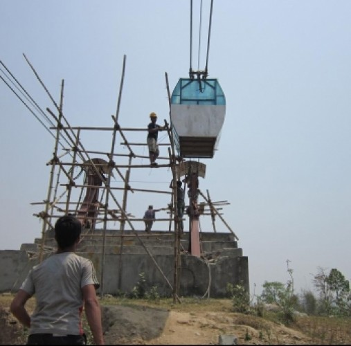Dhansari-Belsot Mechanized Bridge